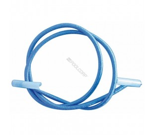 Sandow bleu avec 2 embouts basculants