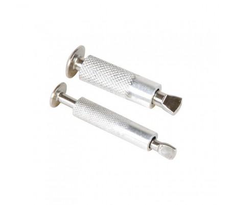 Piton escamotable 12mm