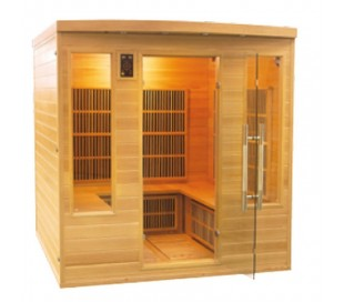Sauna infrarouge APOLLON 4/6 places