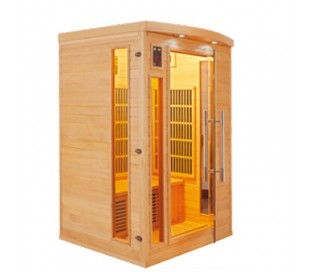 Sauna infrarouge APOLLON 2 places