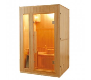 Sauna traditionnel ZEN 2 places