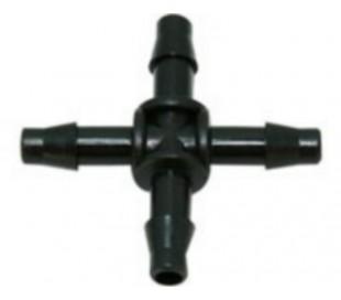 Micro croix cannelé 4/6mm