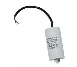Condensateur à cable