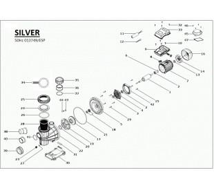 Pompe Espa Silver