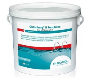 Chlorilong 5 fonctions 10kg
