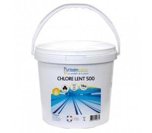 Chlore bloc 90/500 500G