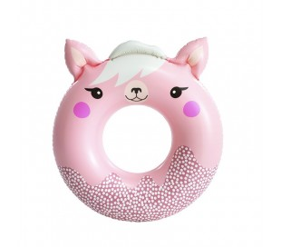 Bouée tube animal mignon intex
