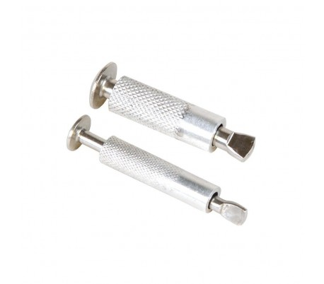 Piton escamotable 15mm